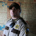 South Dakota Senior Corrections Officer Andy Williams was one of the responders when fellow corrections officer Brent DeBoer had a heart attack while subduing an unruly inmate at the South Dakota State Penitentiary in Sioux Falls.