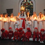 The Sankta Lucia Celebration at Old Swedes Episcopal Church in Wilmington is set for Dec. 7.