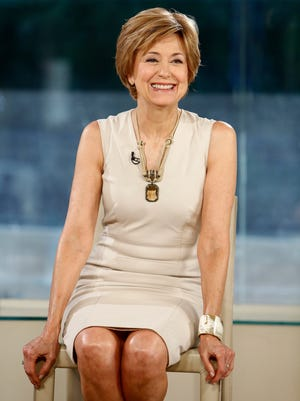 Jane Pauley has written a book for Baby Boomers.