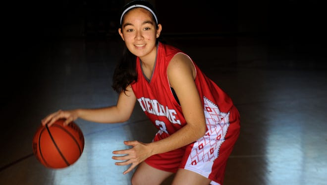 Vanessa Smart scored game-high 21 points  in Hueneme's 59-33 win in the CIF-SS Division 5AAA championship game and hit 10 3-pointers and finished with 37 points in the Vikings' 71-70 loss in the SoCal Regional Division V final.