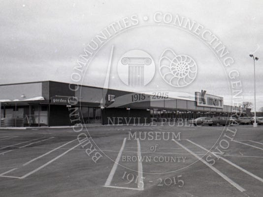 Throwback Thursday  Packers  Titletown District revamps old Kmart site 2f940b338
