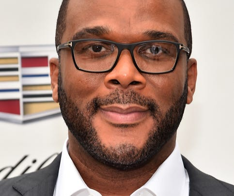Filmmaker Tyler Perry attends the 7th Annual Produced By Conference at Paramount Studios on May 31 in Hollywood, Calif.