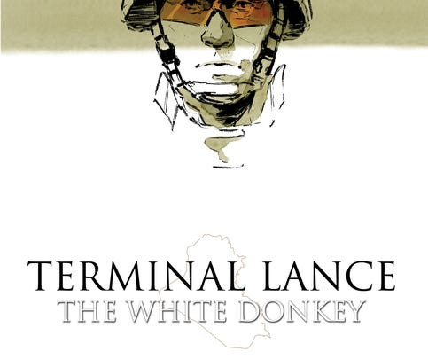 The White Donkey cover
