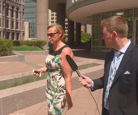 Richfield foster mother in court