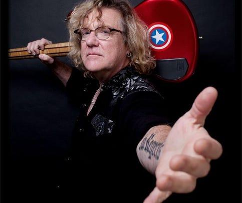 Legendary Bassist Stu Hamm