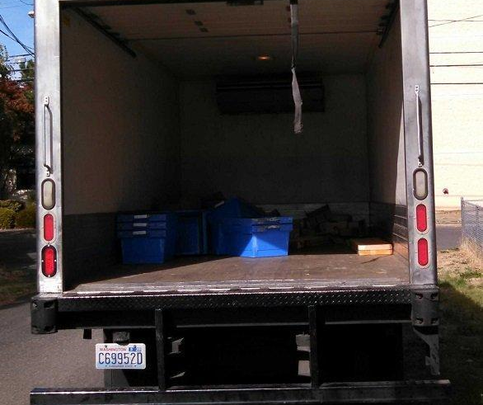 Thieves steal delivery truck full of tofu