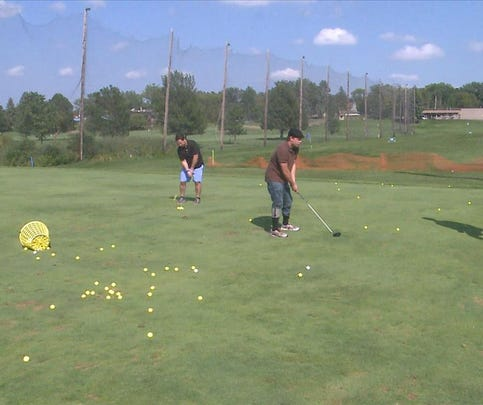 How hard can it be: Bryan Brothers golf