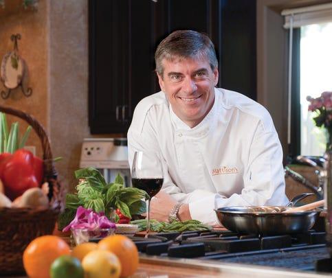 Chef Paul Mattison