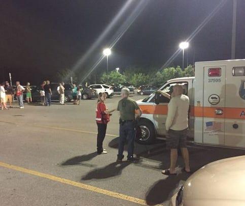 5,000 under evacuation after poisonous train derailment