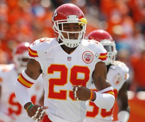 The Chiefs say Eric Berry is ready to practice Wednesday.