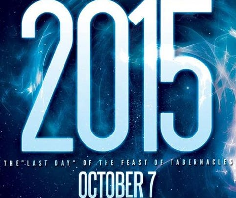 It's official: October 7 is the last day of the world. They made a poster for it.