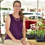 Renee Perry of East Hill Edible Gardening encourages Pensacola residents to play in dirt