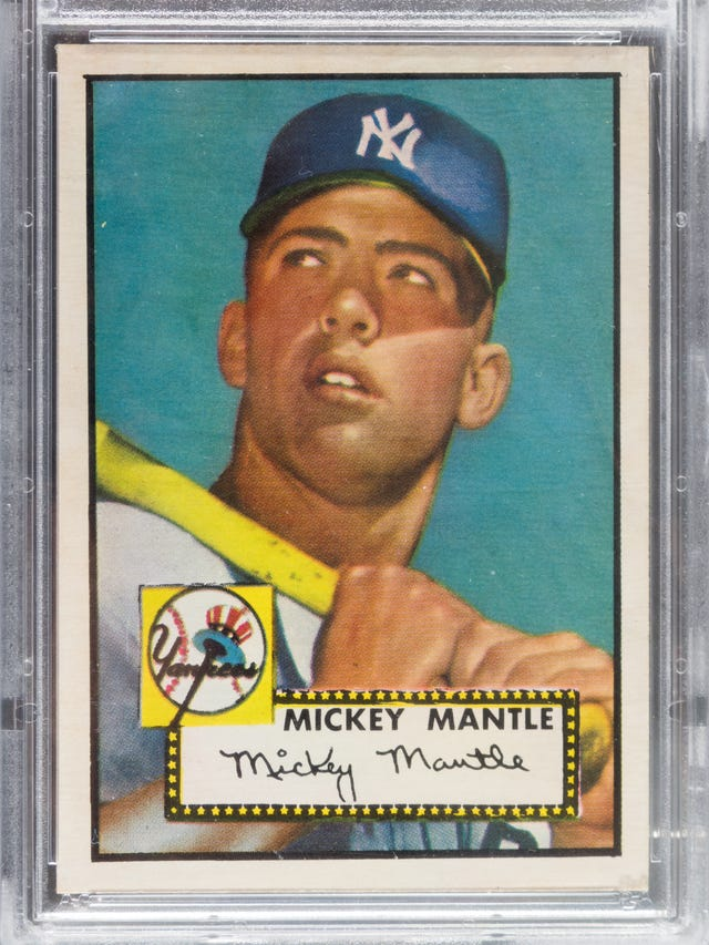 Top 5 Baseball Cards In Phoenix Art Museums Ultimate Collection