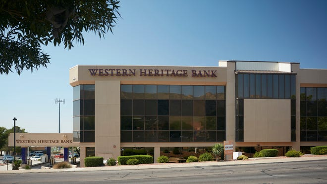 Las Cruces-based Western Heritage Bank has opened its first El Paso branch at 4849 N. Mesa St.