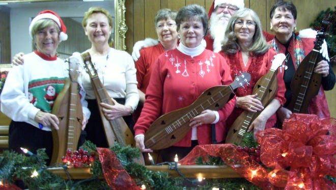 A group of Dulcimer players meet at 10 a.m. on the second and and fourth Thursdays of the month  at  the JD Lewis Senior Center in Erin.