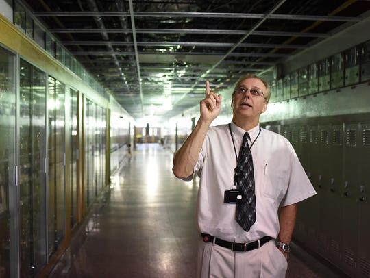 Wayne Weaver, Vineland schools facilities and grounds