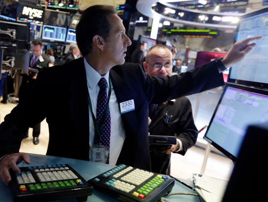 AP Financial Markets Wall Street Alibaba