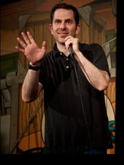 Jeff Dwoskin will be Mark Ridley's Comedy Castle in Royal Oak Thursday through Saturday.