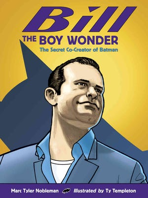 Writer Marc Tyler Nobleman is campaigning for a Google Doodle devoted to Batman co-creator Bill Finger.