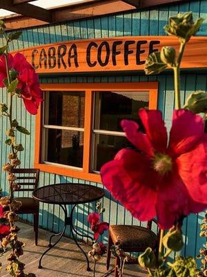 Cabra Coffee in Cedar Crest.