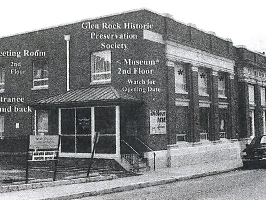 Glen Rock Historic Preservation Society (Jim McClure's blog)submitted