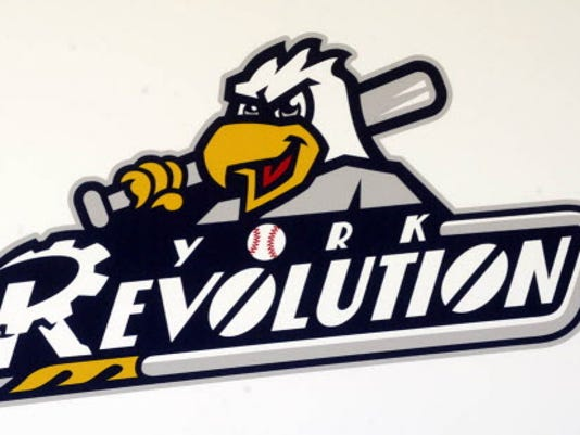 York Revolution logo