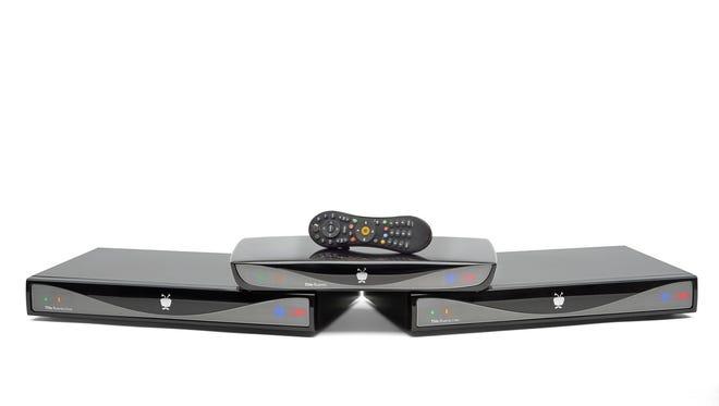 TiVo boxes.