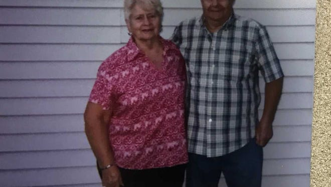 Kenny and Wanda Powell