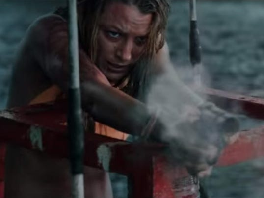 The Shallows: Bloody Ocean THriller Will Terrify Teens
