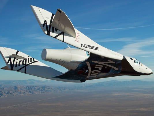 AP SPACE TOURISM A USA CA