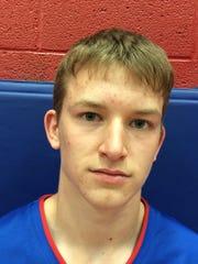 Union City High School boys basketball junior Trevor