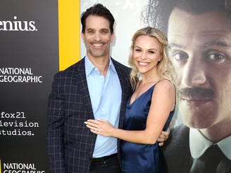 Johnathon Schaech: What I've learned after coming out with my MeToo story