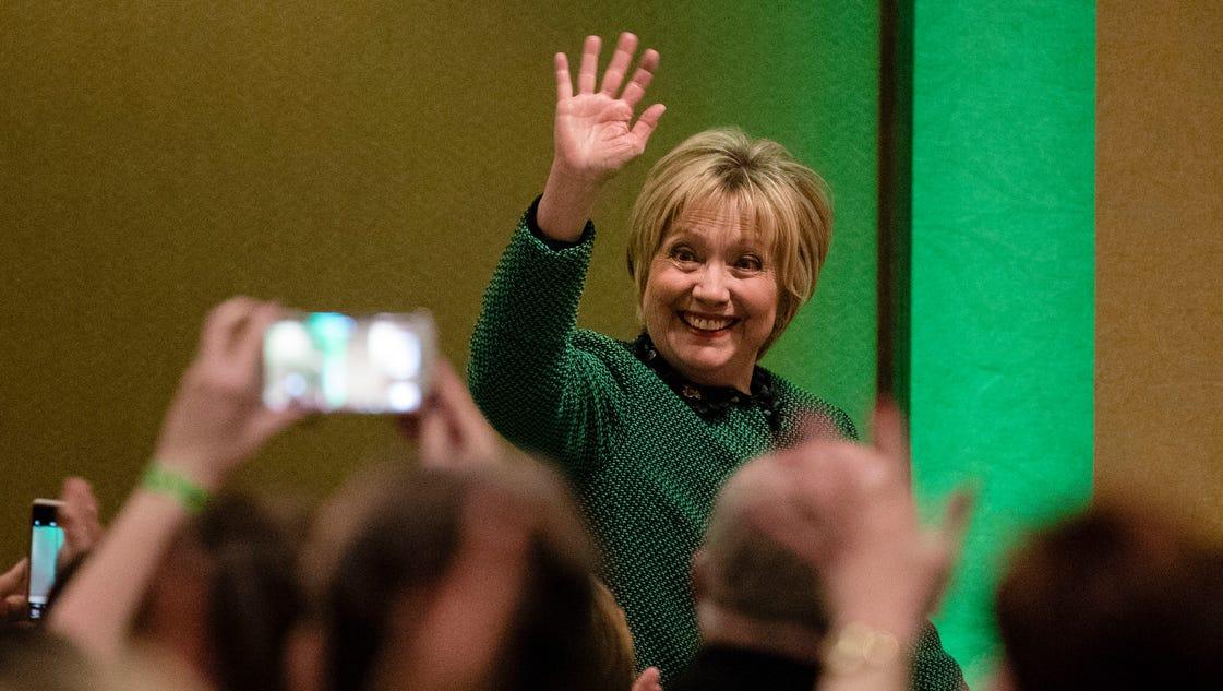 Watch Live Hillary Clinton Speaks On Women 39 S Roles In