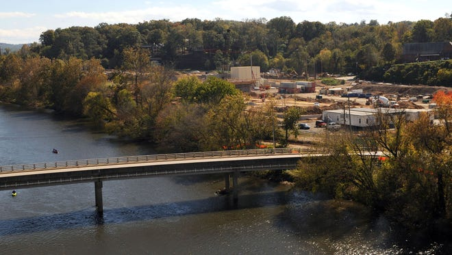 A look at the French Broad River area, recently highlighted on GMA.