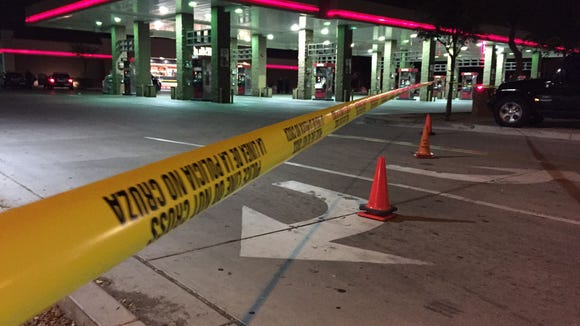 Mesa QT where a 21-year-old clerk was murdered.
