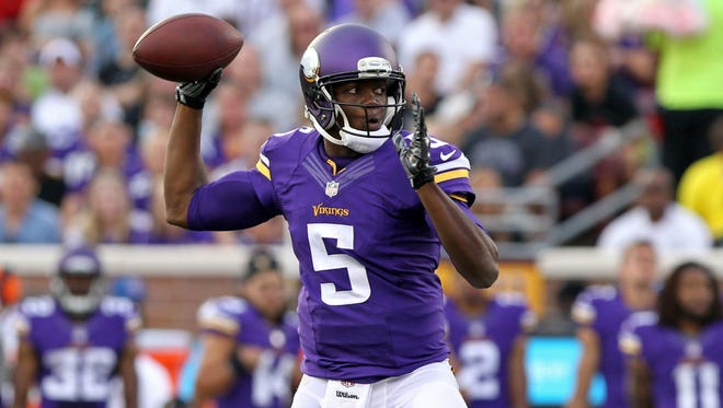 Reports are that Teddy Bridgewater is going to sign with the New York Jets.