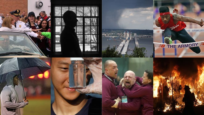 2016 year in pictures. These images, selected by our photographers, are among those in online galleries of each photographer's favorites of 2016.