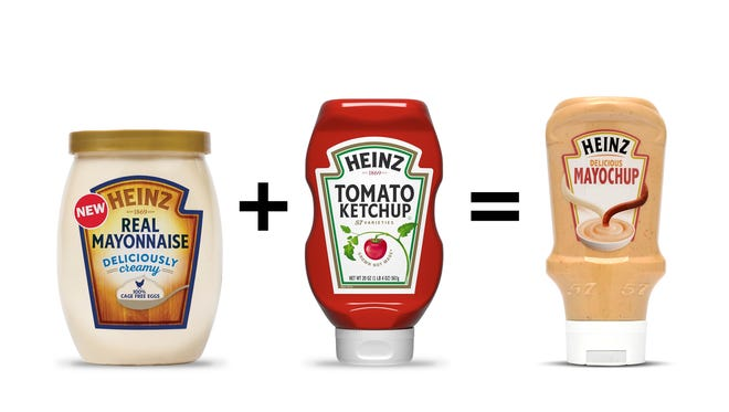 Would you buy Heinz Mayochup? The company is letting consumers vote on whether they want the product.