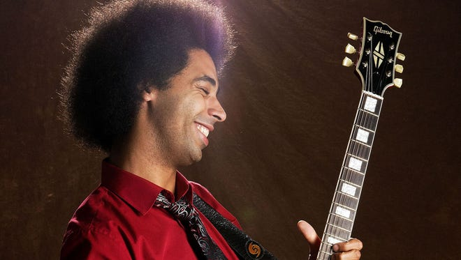 Guitar player Selwyn Birchwood is making the trip from Tampa this weekend to the BBC on Friday night.