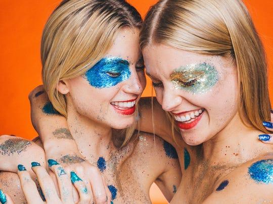 BioGlitz is an environmentally friendly form of glitter.