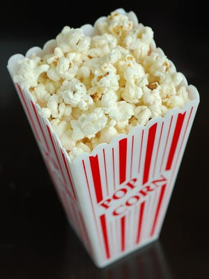 Who doesn't love theater popcorn
