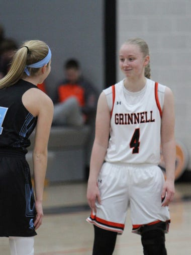 Grinnell vs South Tama Basketball