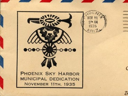 1935: City purchases Sky Harbor- The city of Phoenix