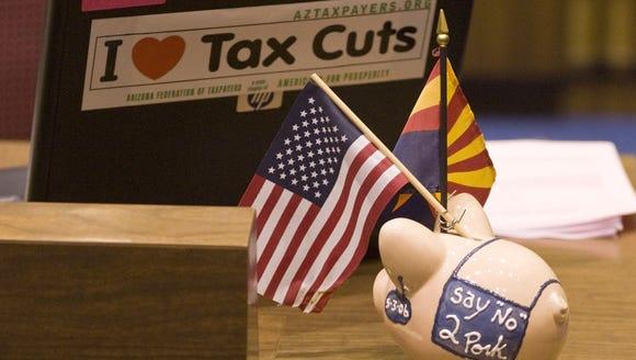 Arizona's Legislature is mulling opaque means of funding