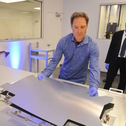 Greg Wyler, founder and executive chairman of OneWeb,