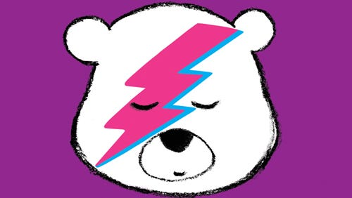 'Lullaby Renditions of David Bowie' is in stores now.