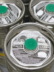 Newport's Twin Lakes Brewing Co. will release the brewery's first IPA next week.