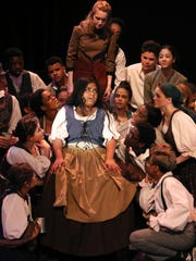 "North Rockland High School's production of ""Les Miserables"" is one of 53 musicals -- from Rockland, Putnam, Westchester and Bergen counties -- participating in the 2017 Metro Awards, which will be held June 12 at Purchase College in Purchase, New York. North Rockland is in Thiells."