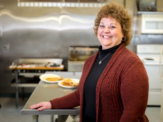 Janet Bauer, owner of Lindsey Bar & Grill, 8484 Wood