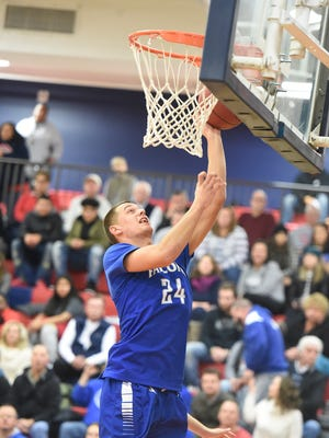 Cole Laney and his Cedar Crest boys basketball teammates look like contenders for section and league titles after a 4-1 start.